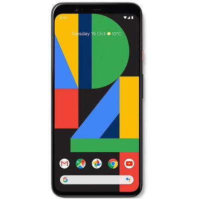 Google Pixel 4 XL (64GB, Oh So Orange, Special Import)-Smartphones (New)-Connected Devices
