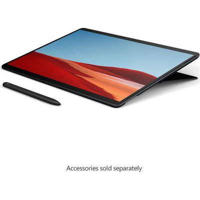 "Microsoft Surface Pro X 13"" LTE (8GB, 256GB SSD, Black, Special Import)-Laptop (new)-Connected Devices"