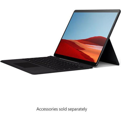 "Microsoft Surface Pro X 13"" LTE (8GB, 128GB SSD, Black, Special Import)-Laptop (new)-Connected Devices"