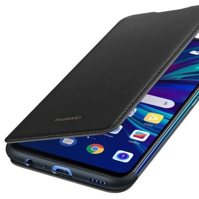 Huawei P Smart 2019 Wallet Cover Case (Black, Special Import)-Accessories - Smartphones - Cases-Connected Devices