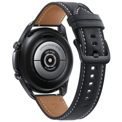 Samsung Galaxy Watch 3 (Pre-Owned, Bluetooth, 45mm, Black, Special Import)-Wearables (Open Box)-Connected Devices