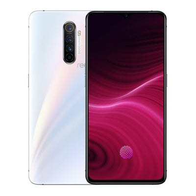 Realme X2 Pro (Dual Sim, 64GB, Lunar White, Special import)-Smartphones (New)-Connected Devices