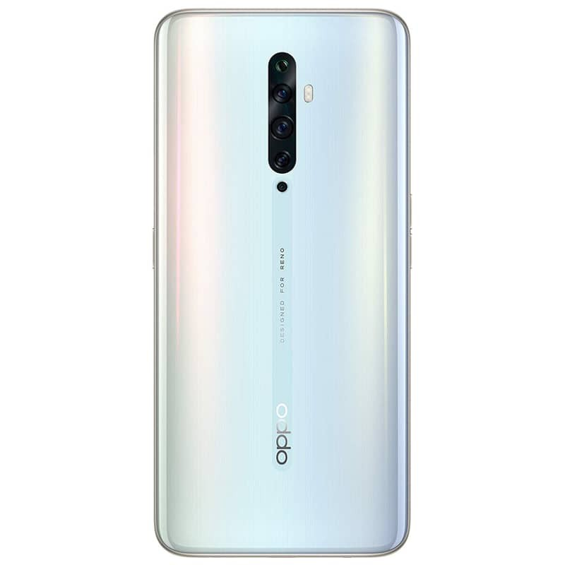 Oppo Reno2 Z (128GB, 8GB RAM, Dual Sim, White, Special Import)-Smartphones (New)-Connected Devices