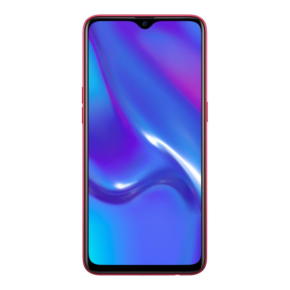 Oppo RX17 Neo (128GB, 4GB RAM, Dual Sim, Red, Special Import)