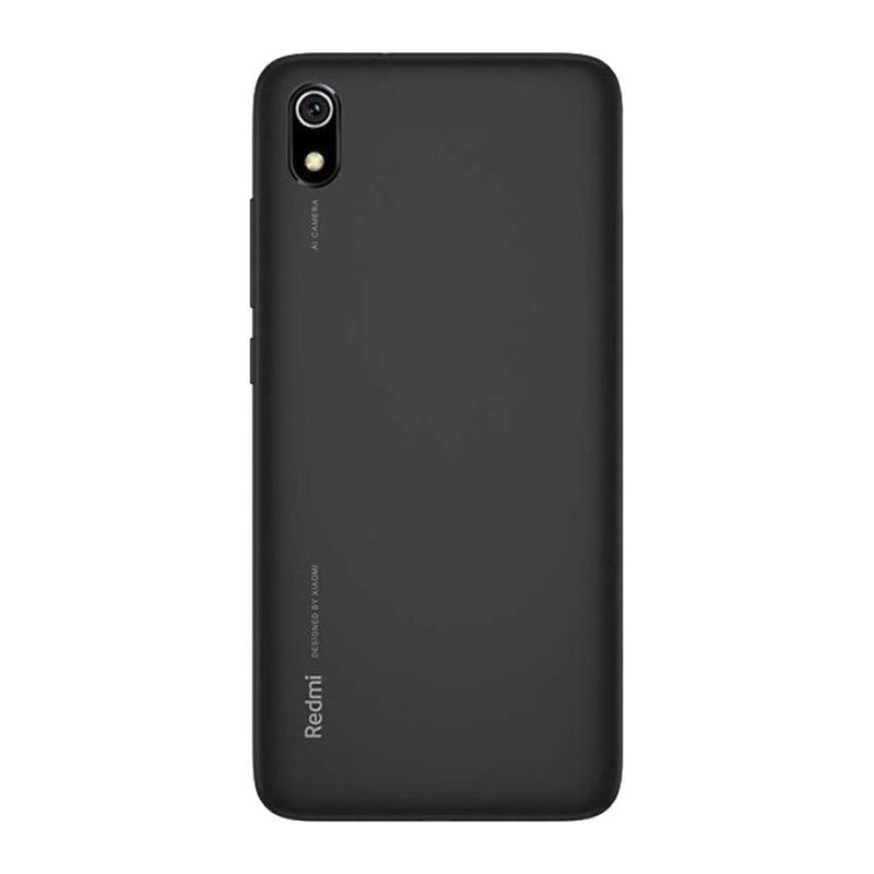 Xiaomi Redmi 7A (32GB, Dual Sim, Black, Special Import)-Smartphones (New)-Connected Devices