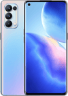 Oppo Reno5 Pro 5G (256GB ROM, Dual Sim, Galactic Silver, Special Import)-Smartphones (New)-Connected Devices