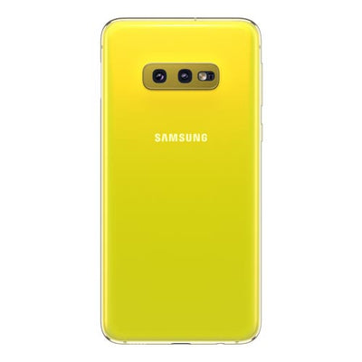 Samsung Galaxy S10e (Pre-Owned, 128GB, Prism Yellow, Local Stock)-Smartphones (Open Box)-Connected Devices