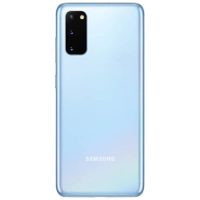 Samsung Galaxy S20 (128GB, Cloud Blue, Dual Sim, Special Import)-Smartphones (New)-Connected Devices