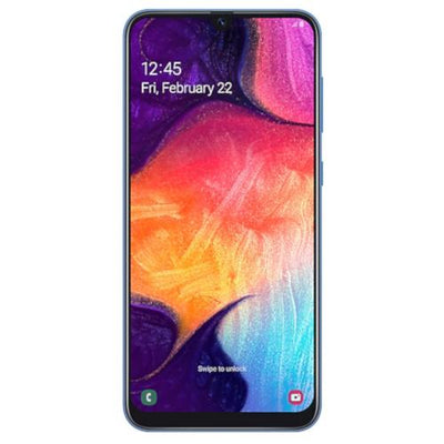 Samsung Galaxy A30 (64GB, Black, Single Sim, Special Import)-Smartphones (New)-Connected Devices