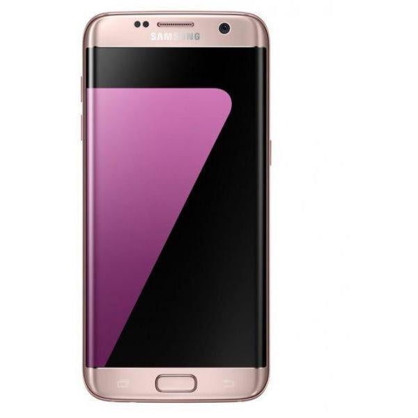 Samsung Galaxy S7 Edge (Pink Gold, 32gb, Local Stock)