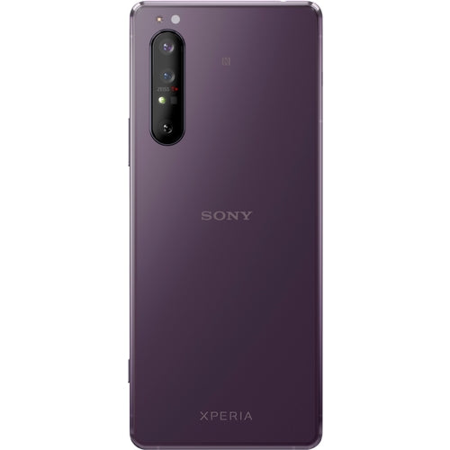 Sony Xperia 1 II 5G (256GB, 8GB RAM, Dual Sim, Purple, Special Import)-Smartphones (New)-Connected Devices