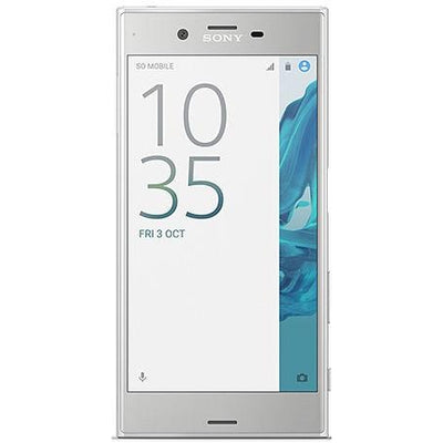 Sony Xperia XZ (Pre-Owned, Dual Sim, 64GB, Platinum, Special Import)-Smartphones (Open Box)-Connected Devices