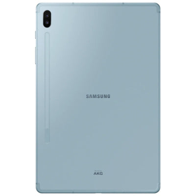 Samsung Galaxy Tab S6 10.5 (128GB, Blue, LTE, Special Import)-Tablets (New)-Connected Devices