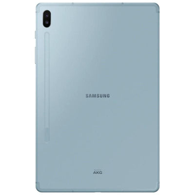 Samsung Galaxy Tab S6 10.5 (128GB, Blue, WiFi, Special Import)-Smartphones (New)-Connected Devices
