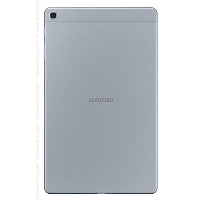 Samsung Galaxy Tab A 10.1 (2019, WiFi, 64GB, Silver, Special Import)-Tablets (New)-Connected Devices