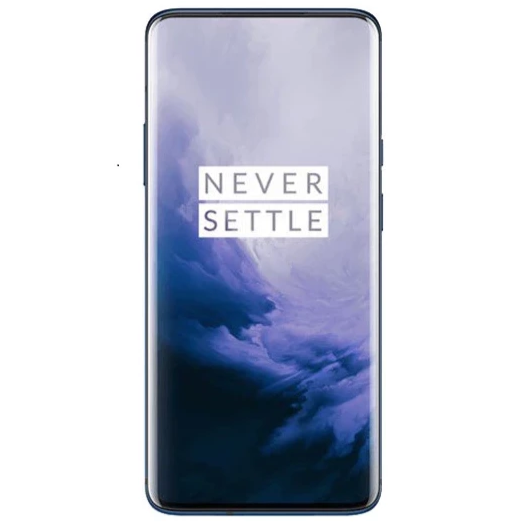 OnePlus 7 Pro (256GB/12GB RAM), Dual Sim, Nebula Blue, Special Import)-Smartphones (New)-Connected Devices