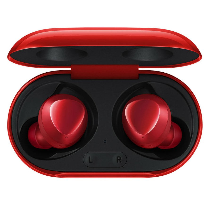 Samsung Galaxy Buds Plus (Red, Special Import)-Wearables (New)-Connected Devices