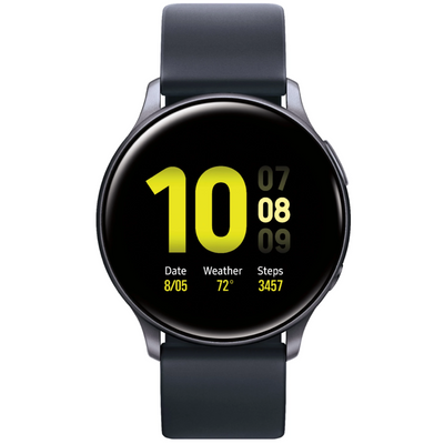 Samsung Galaxy Watch Active2 (WiFi, 4GB, 40mm, Black, Special Import)