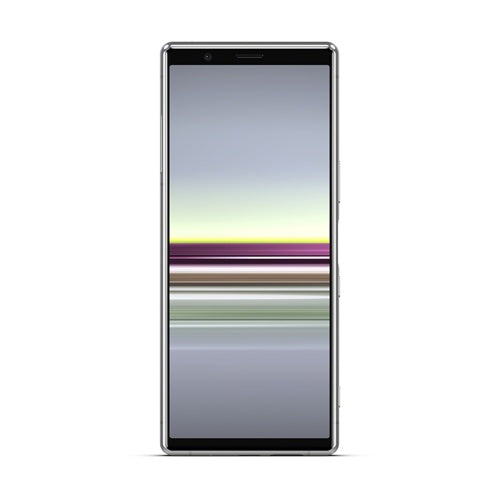 Sony Xperia 5 (128GB, Grey, Dual Sim, Special Import)-Smartphones (New)-Connected Devices