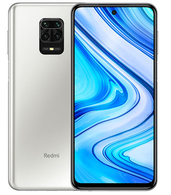 Xiaomi Redmi Note 9S (128GB, 6GB RAM, Single Sim, White, Local Stock)-Smartphones (New)-Connected Devices