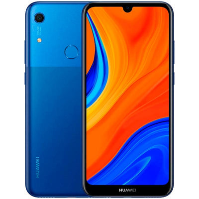 Huawei Y6s (32GB, Dual Sim, Blue, Special import-Smartphones (New)-Connected Devices