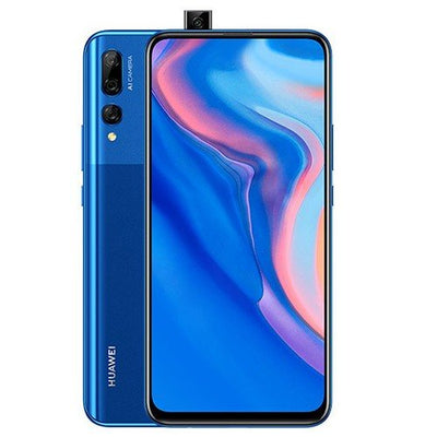 Huawei Y9 Prime 2019 (128GB, Single Sim, Sapphire Blue, Local Stock)-Smartphones (New)-Connected Devices