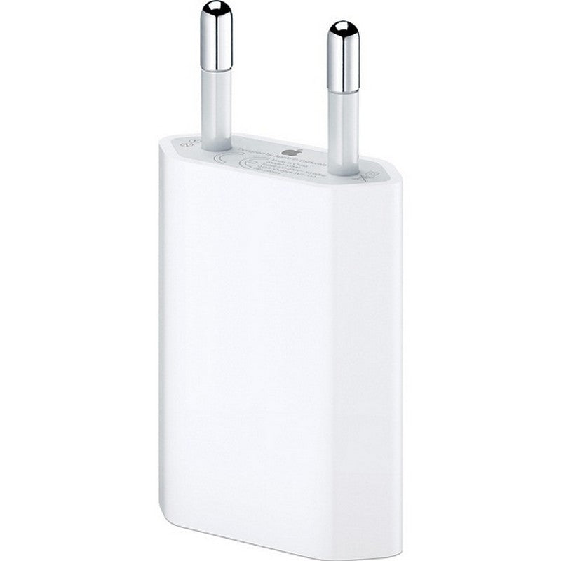 Apple 5W USB Power Adapter (White, Special Import)-SmartPhone Accessories-Connected Devices