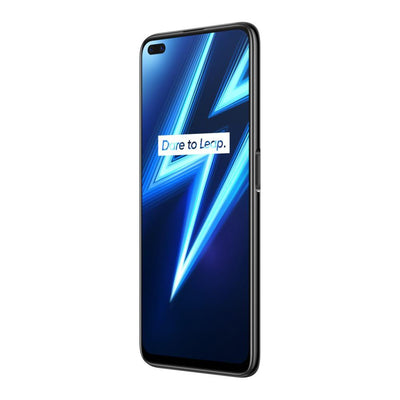 Realme 6 Pro (128GB, 8GB RAM, Dual Sim, Blue, Special Import)-Smartphones (New)-Connected Devices