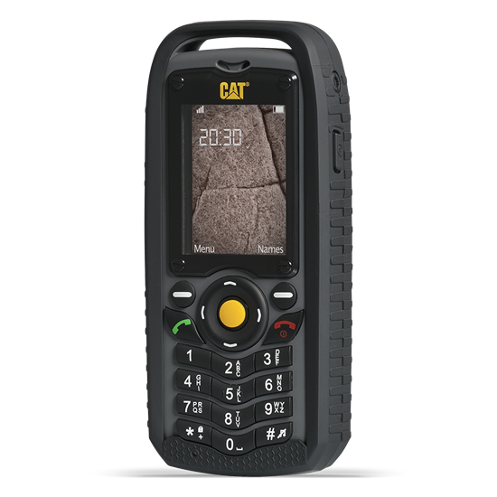 CAT B25 (16GB, Titan Silver, Special Import)
