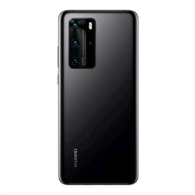Huawei P40 Pro 5G (256GB. 8GB Ram, Dual Sim, Black, Special Import)-Smartphones (New)-Connected Devices