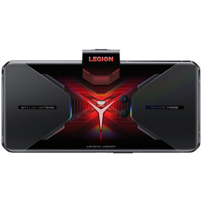 Lenovo Legion Pro 5G (128GB, Dual Sim, Red, Special Import)-Smartphones (New)-Connected Devices