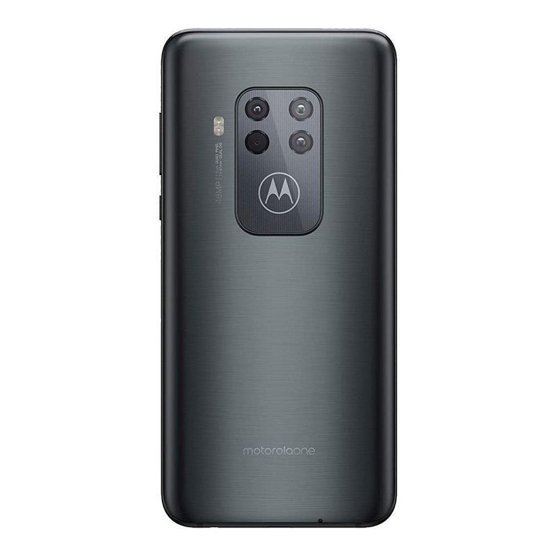Motorola One Zoom (128GB, Dual Sim, Grey, Special Import)