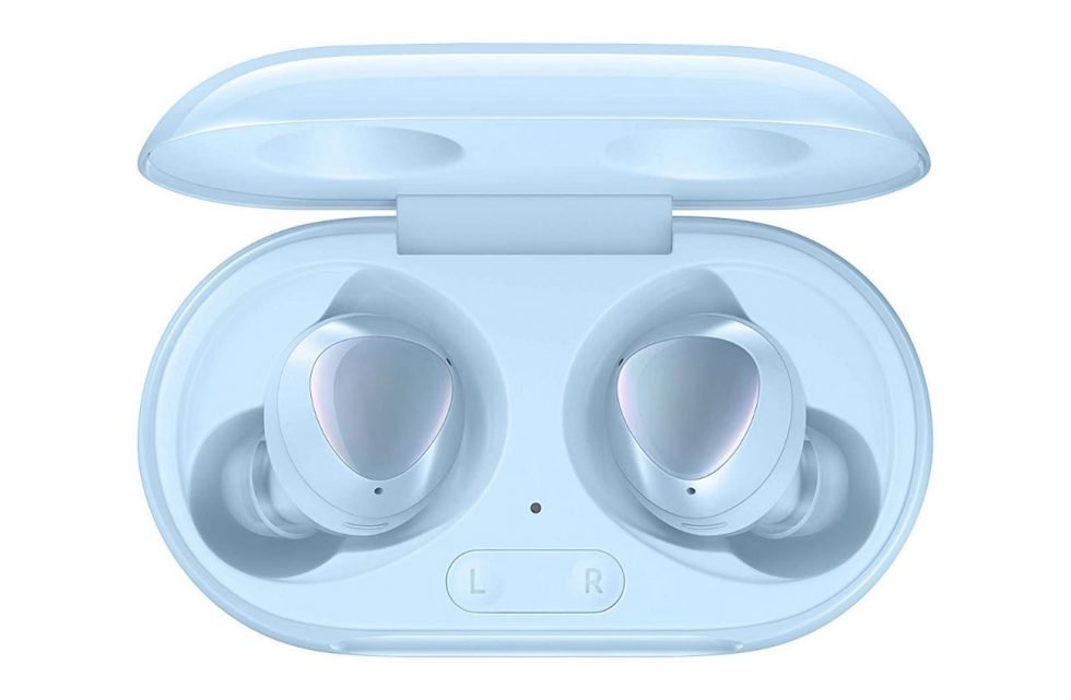 Samsung Galaxy Buds Plus (Blue, Special Import)-Wearables (New)-Connected Devices