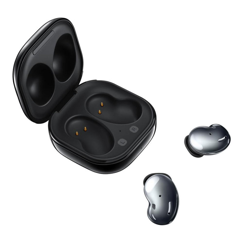 Samsung Galaxy Buds Live (Mystic Black, Special Import)-Wearables (New)-Connected Devices