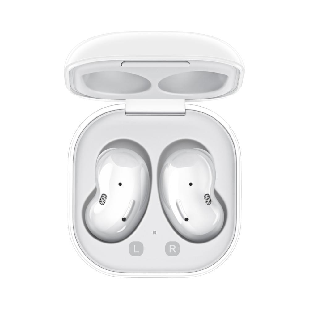 Samsung Galaxy Buds Live (Mystic White, Special Import)-Wearables (New)-Connected Devices