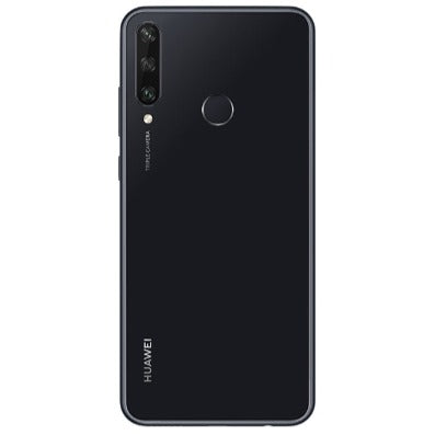 Huawei Y6P 2020 (64GB, 3GB RAM, Dual Sim, Black, Special Import)-Smartphones (New)-Connected Devices