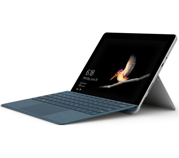 Microsoft Surface GO/ GO 2 Signature Type Cover (Cobalt Blue, Special Import)-Tablet Accessories-Connected Devices
