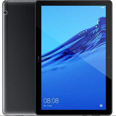 "Huawei MediaPad T5 10"" (32GB, LTE, Black, Special Import)-Tablets (New)-Connected Devices"