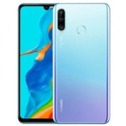 Huawei P30 Lite New Edition (Pre-Owned,128GB, Single Sim, Breathing, Crystal, Local Stock)-Smartphones (Open Box)-Connected Devices