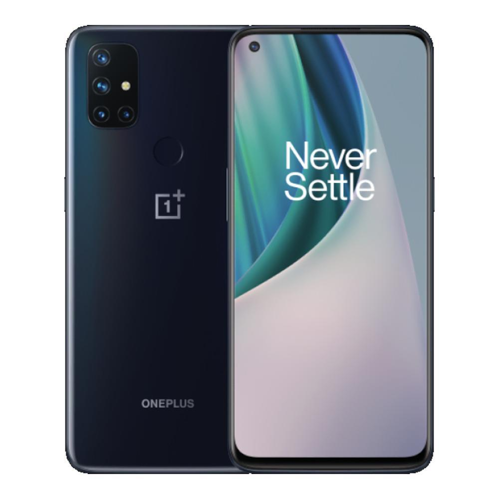 OnePlus Nord N10 5G (128GB, Dual Sim, Midnight Ice, Special Import)