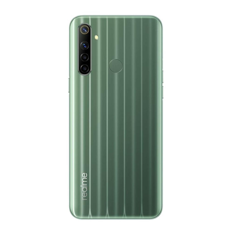 Realme 6i (128GB, 4GB, Dual Sim, Green, Special Import)-Smartphones (New)-Connected Devices