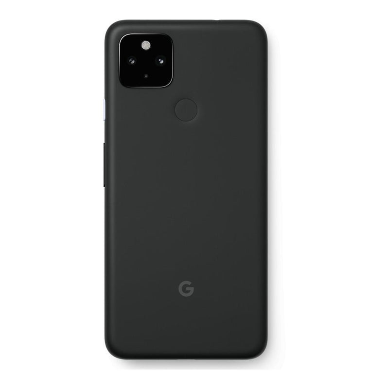 Google Pixel 4a 5G (128GB, Black, Special Import)-Smartphones (New)-Connected Devices