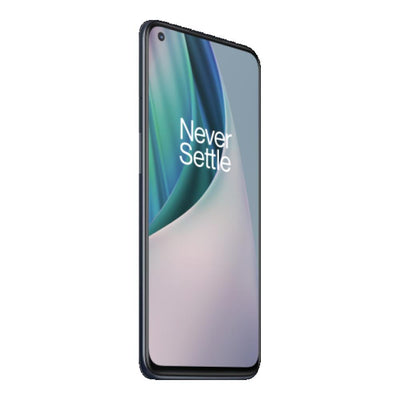 OnePlus Nord N10 5G (128GB, Dual Sim, Midnight Ice, Special Import)-Smartphones (New)-Connected Devices