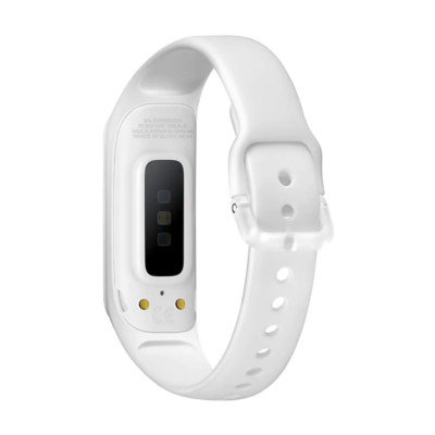 Samsung Galaxy Fit e (White, 40mm, Bluetooth, Special Import)-Wearables (New)-Connected Devices