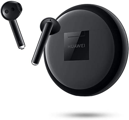 Huawei Freebuds 3 (Black, Special Import)-SmartPhone Accessories-Connected Devices