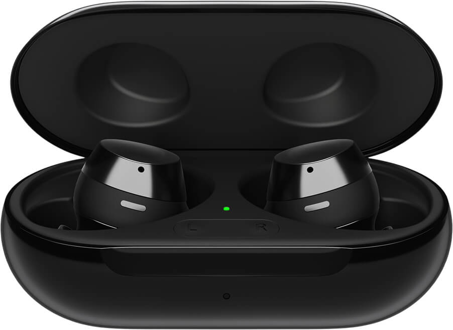 Samsung Galaxy Buds Plus (Black, Special Import)-Wearables (New)-Connected Devices
