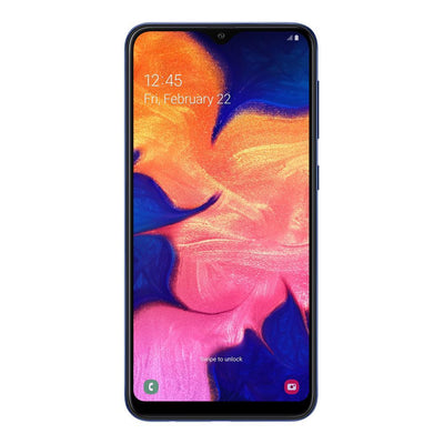 Samsung Galaxy A10 (32GB, Deep Blue, Local Stock)-Smartphones (New)-Connected Devices
