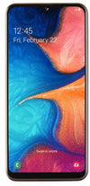 Samsung Galaxy A20e (32GB, Dual Sim, Coral, Special Import)-Smartphones (New)-Connected Devices