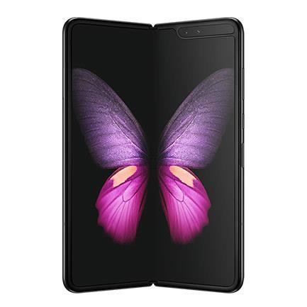 Samsung Galaxy Fold 5G (512GB, Cosmos Black, Special Import)-Smartphones (New)-Connected Devices