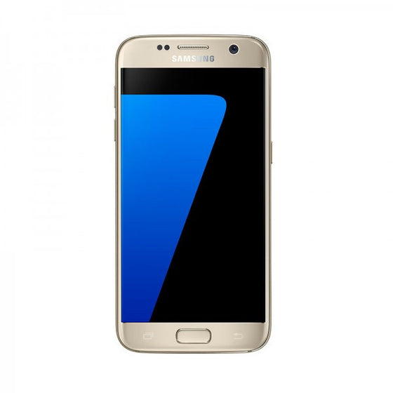 Samsung Galaxy S7 (32gb, Gold Platinum, Local Stock)